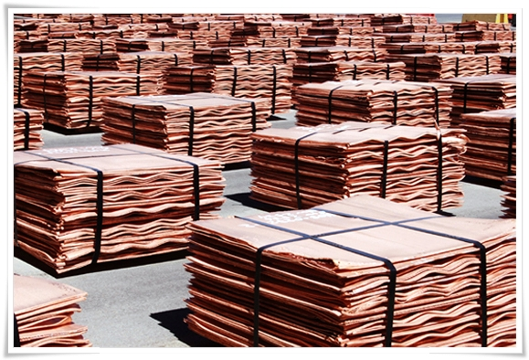 coppercathodes